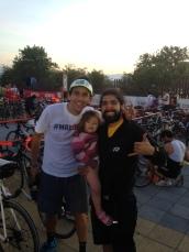 Con Juanito Granados